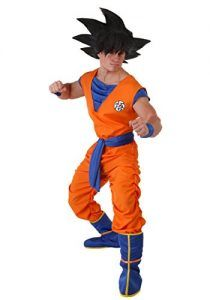 Goku Costume An Exclusive Guide For The Anime Fans Goku Costume Goku Cosplay Costumes Goku Cosplay
