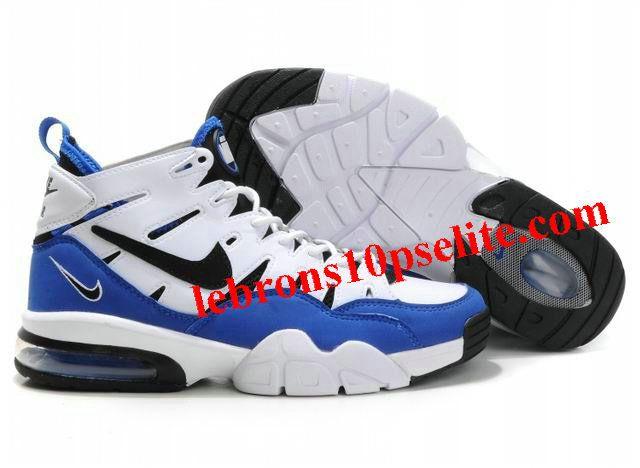 Charles Barkley Shoes - Nike Air Trainer Max 2 94 White/Blue/Black