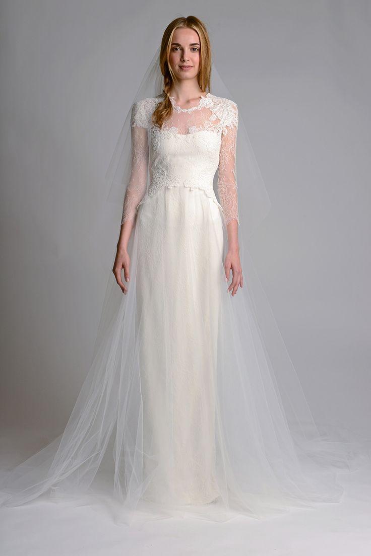 Stunning  best Elegant u Romantic Wedding Dresses images on Pinterest Wedding dressses Marriage and Brides