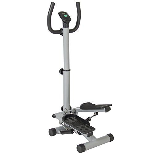Best Choice Produkte Twister Stepper Treppensteiger W/Griff Bar Fitness Home Exercise Cardio Workout