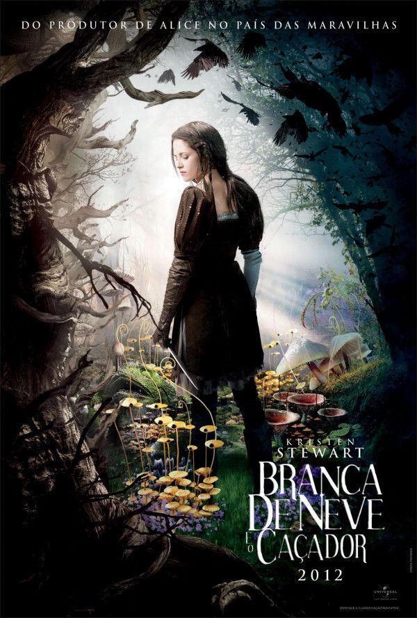Filme - Branca de Neve e o Caçador ( Snow White and the Huntsman ) ✯ ✯ ✯