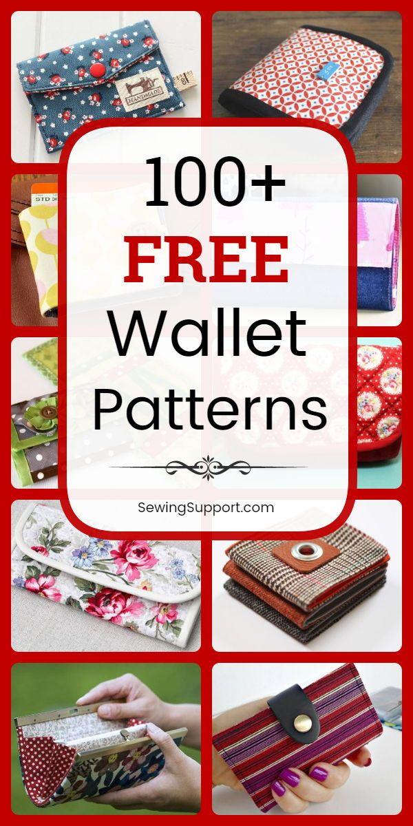 100+ Free Wallet Patterns