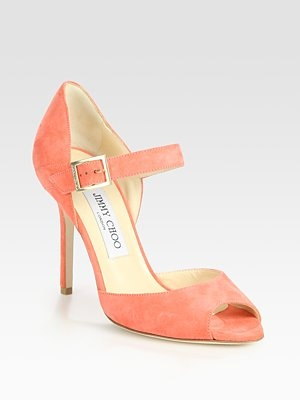 this would be perfect for my bridesmaids, and only at 550$! :) @Anna Kennedy @Katie Anglin @Kelly Youngblood @Eliza Dyrdek: Suede Peep, Peep Toe, Jane Pumps, Jimmy Choo, Choo Lace, Jimmychoo, When Mary, Mary Jane, Lace Sue
