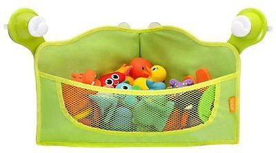 Children's Kids Playroom Toy Bin Organizer Storage Box Brica Corner Bath Basket