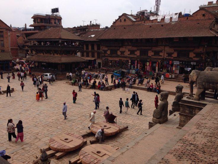 Taumadhi Square (Bhaktapur)