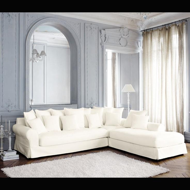 die besten 25 big sofa grau ideen auf pinterest spiegel ber couch wohnzimmer gem tlich und. Black Bedroom Furniture Sets. Home Design Ideas