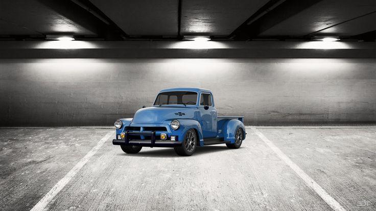 Chevrolet 3100 2954 Tantra Edition