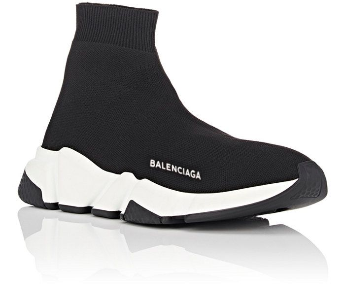 91e70130e22c Balenciaga Speed Knit Sneakers | Barneys New York | Love looks on Shoppin'  | Knit sneakers, Sneakers, Women