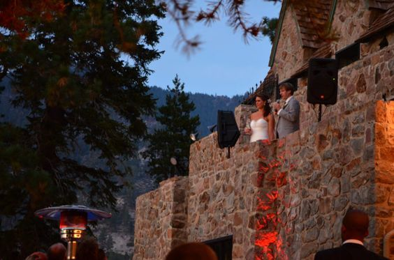 The Thunderbird Lodge is a National Historic Site situated right on Lake Tahoe near Incline Village.