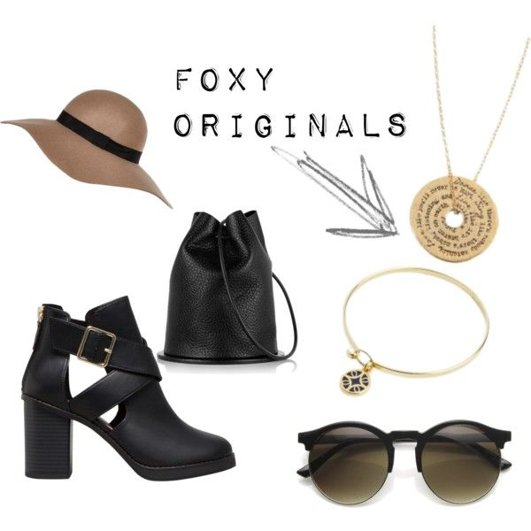 Perfect Accessories for any outfit by brittanypileggi on Polyvore featuring Pull&Bear and River Island