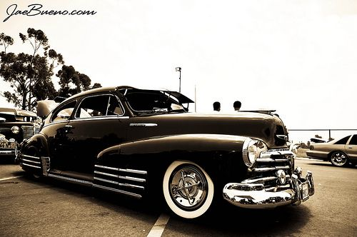 Lowrider, Bombs, Greaser and Pin Up -