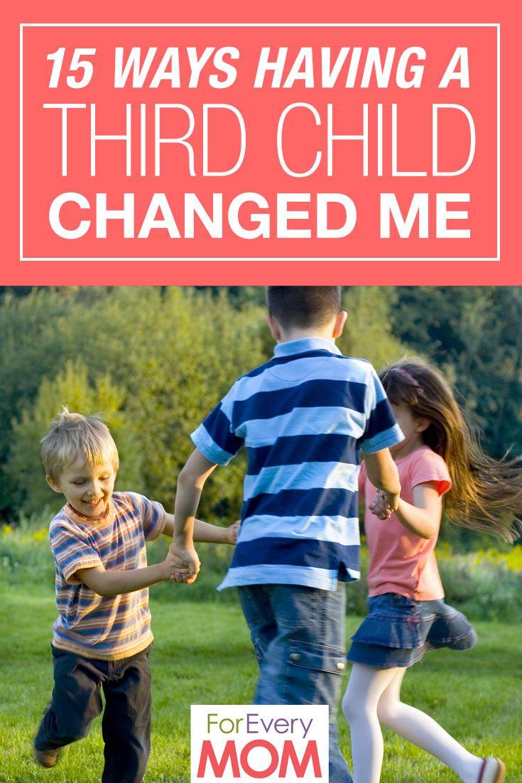 So funny and so true! 15 ways I slacked off as a mom when I had my third child. HA!