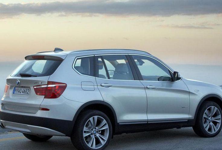 BMW X3 (F25) models - http://autotras.com