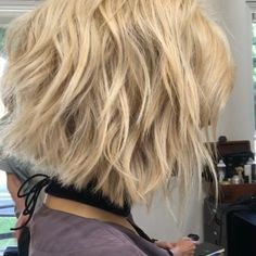 Here's a little video for anyone that has wanted to see more of a step by step  There's many ways to remove weight and bulk while adding texture, as shown here. I never use thinning scissors, I don't see the point. I hope this helps some of you see how I achieve this look for a textured bob  Haircut and style by @buddywporter  Color by @andrewkyle  Video by @erikrharris  Music by #mybloodyvalentine  #hairvideo #hairtutorial #btcquickie #hairvideos #ramireztransalon