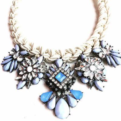 Manuela de Oliveira Acessórios: Serenity - O colar maravilha!