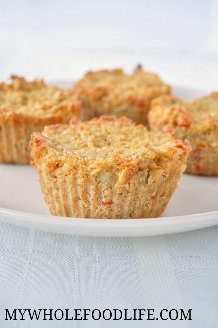 Cheesy Vegan Quinoa Bites - My Whole Food Life