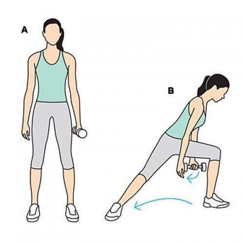 Бодрое утро! Комплексные упражнения для всего тела! 3-4 подхода по 15-20 повторений. Отдых между подходами — 30-60 секунд.