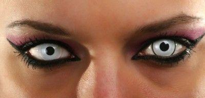 Comprar lentillas de colores de fantasía online es peligroso