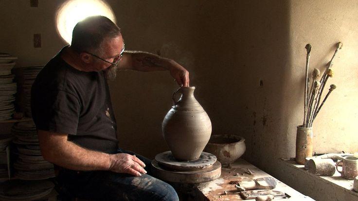 Nic Collins: Wood Fired Pots 'The Hard-Won Art'