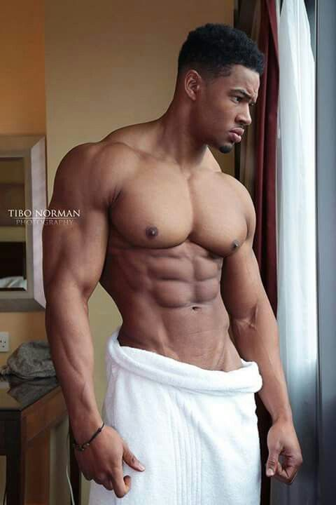 Defined sculpted body