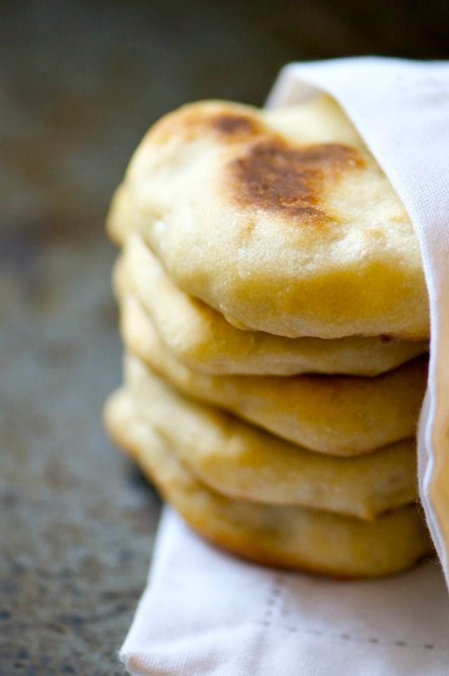 how to cook naan in oven