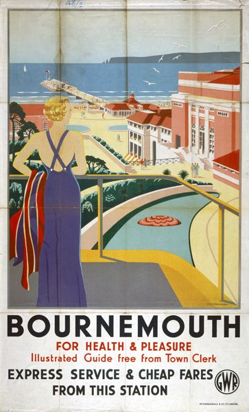 Retro train posters with meaning to me  ***Research for possible future project.