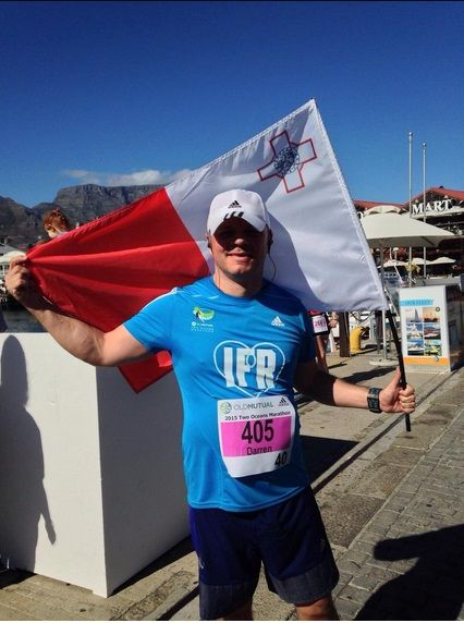 Our UK blogger, Darren Smith, reflects on his ‪#‎OMTOM2015‬ experience. The highlight of the weekend - he EARNED his medal!
