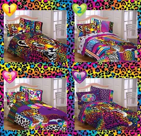 Potential Lisa Frank Bed Sets All Of These Are Wanted And Needed Lol