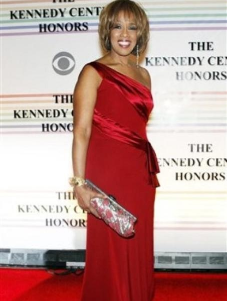 CBS Morning News Anchor/Host - Gayle King