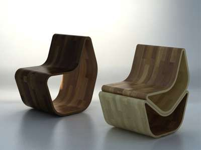 Flexible Folding Furniture - 'Sweet Talk and Dream' by Matali Crasset Caters to Comfort (GALLERY)