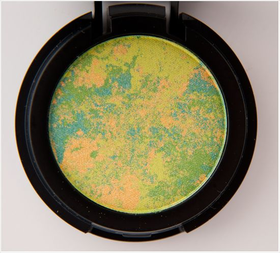 Make Up Store Giallo Damasco Marble Eyeshadow Recension, Swatches #Marble #Eyeshadow #Green #Lime #Aqua #Blue #Gold #Golden #MakeUpStore