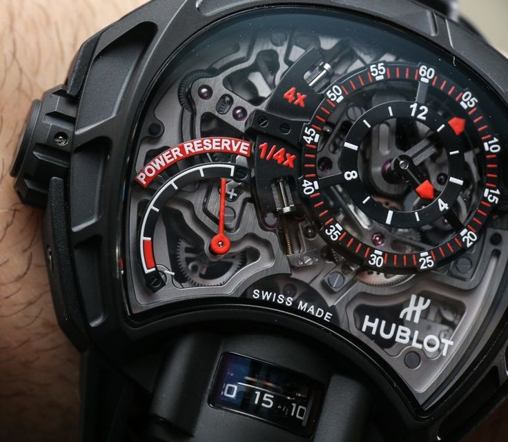 Hublot-MP-12-Key-Of-Time-Skeleton-watch-5 Sale! Up to 75% OFF! Shot at Stylizio for women's and men's designer handbags, luxury sunglasses, watches, jewelry, purses, wallets, clothes, underwear