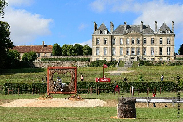 LE HARAS DU PIN LE CHATEAU. Dressage and Cross Country of Eventing in the Altech FEI World Equestrian Games 2014 will be held here!!