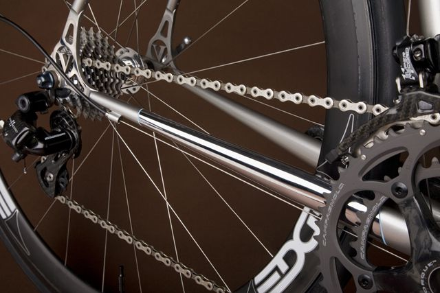 Vanilla Bicycles - The nicest dropouts.