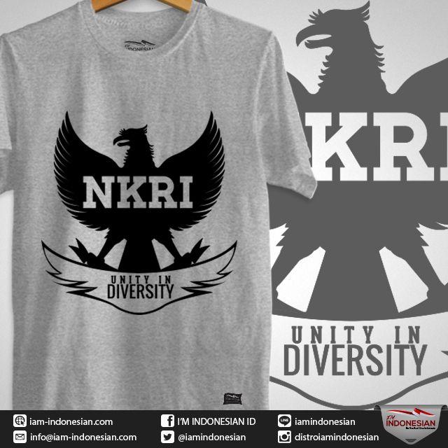 Desain Baju NKRI | Unity In Diversity