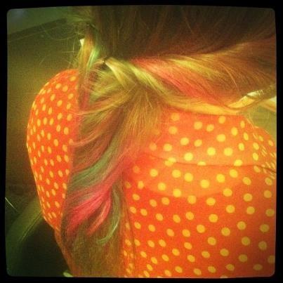 Freestyle de nuestra peluquería, Solo Para Muñecas ♥