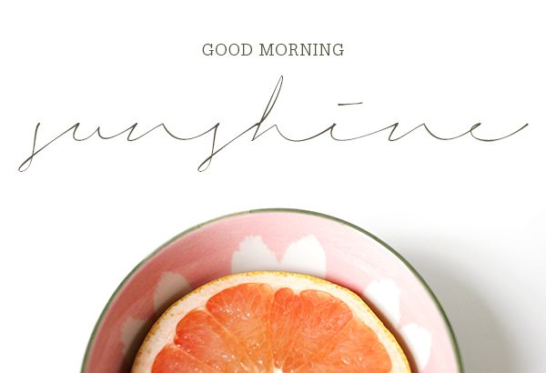 Good Morning Zombie Tips : Good morning sunshine and healthy eating tips words