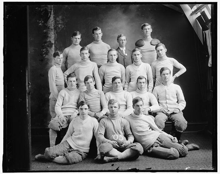 Vintage Football Team 15