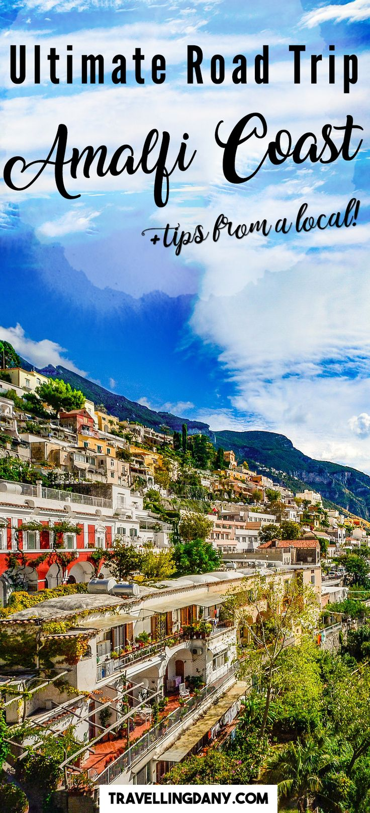 The Amalfi Coast is the most scenic coastline in Italy. Read our tips from a local to discover secret beaches, foods and activities in Positano, Praiano and other towns along the Amalfi Coast scenic drive!