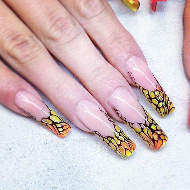 Äre sommar eller???? #nail #nails #nailart #nailporn #nailswag #naildesign #nailfashion #nailstagram #nailpainting #nails2inspire #naglarstockholm #pronails #acrylic #akrylnaglar #acrylicsculpting #acrylicsculpting #stockholm #summernails