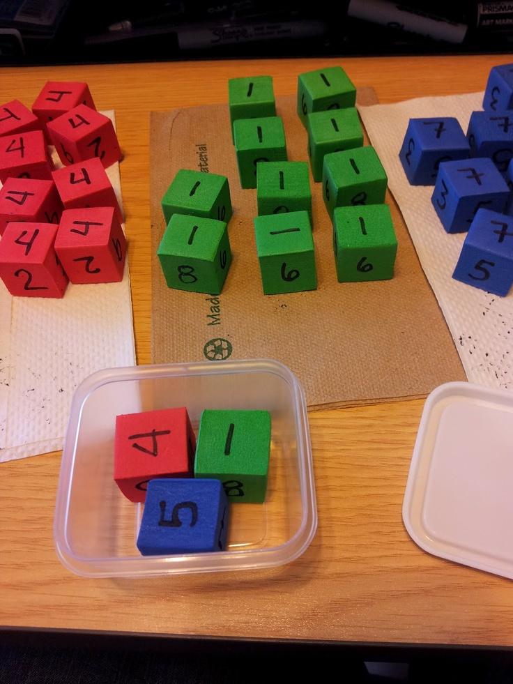 Teaching Statistics: Made 4 Math Monday #3 math probability game
