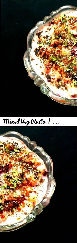 Mixed Veg Raita | Mixed Vegetable Raita | Vegetable Yogurt Salad Recipe... Tags: Mixed Veg Raita, Mixed Vegetable Raita, Vegetable Yogurt Salad, Mixed Veg Raita Recipe, Mixed Vegetable Raita Recipe, Vegetable Yogurt Salad Recipe, Vegetable Raita, Sabziyon Ka Raita, How to make Vegetable raita, Raita Recipe in Hindi, Cucumber Raita, how to make raita, Easy and quick raita recipe, best raita recipe, Indian Yoghurt salad Recipe, Indian Side dish recipe, Yoghurt Raita, veg Raita, Vegan Raita…