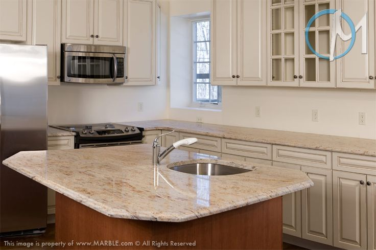 Pink Marble Kitchen Countertops
