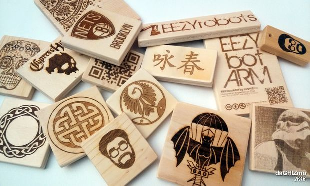 Exact Scale Images for Laser Engraving