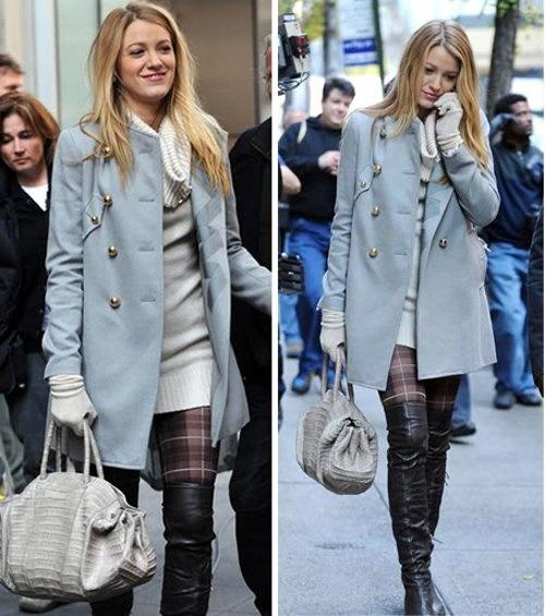 Light Coats For Winter