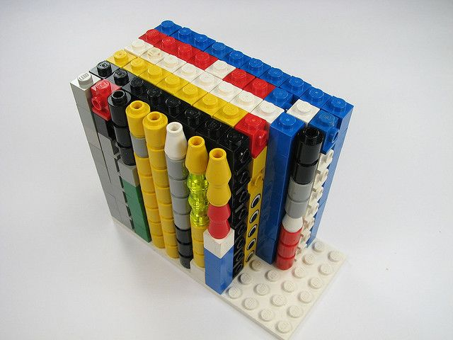 Lego organization article