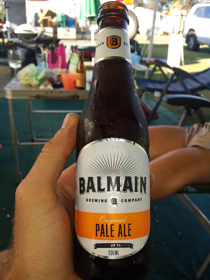 Balmain Brewing Company Pale Ale (Balmain, Sydney, Australia)