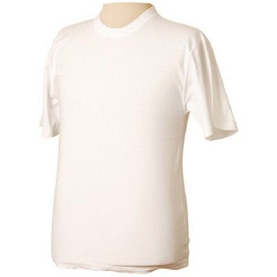 Traditional Cotton Tee White Min 25 - Clothing - Promotional T-Shirts - Unisex Tee Shirts - WS-TS09-W1 - Best Value Promotional items including Promotional Merchandise, Printed T shirts, Promotional Mugs, Promotional Clothing and Corporate Gifts from PROMOSXCHAGE - Melbourne, Sydney, Brisbane - Call 1800 PROMOS (776 667)