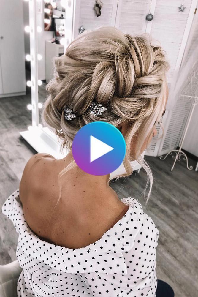 48+ Hochzeit frisuren trend 2021 inspiration