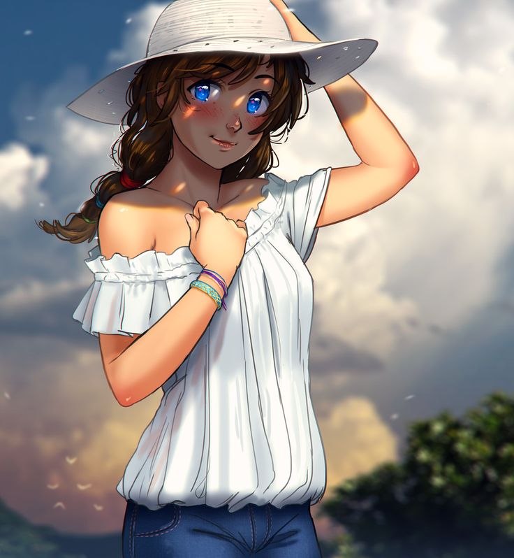 Brooke - Summer Days by MLeth